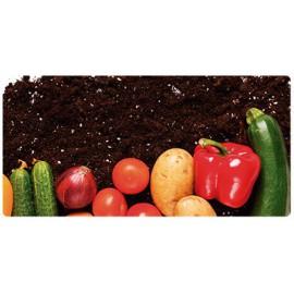 Fertilizers for ecologicals crops