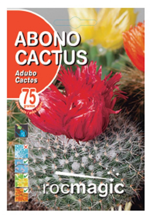 SOLUBLE CACTUS FERTILIZER -75g envelope-