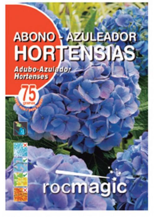 SOLUBLE HYDRANGEA BLUE POWER FERTILIZER -75gr envelope-