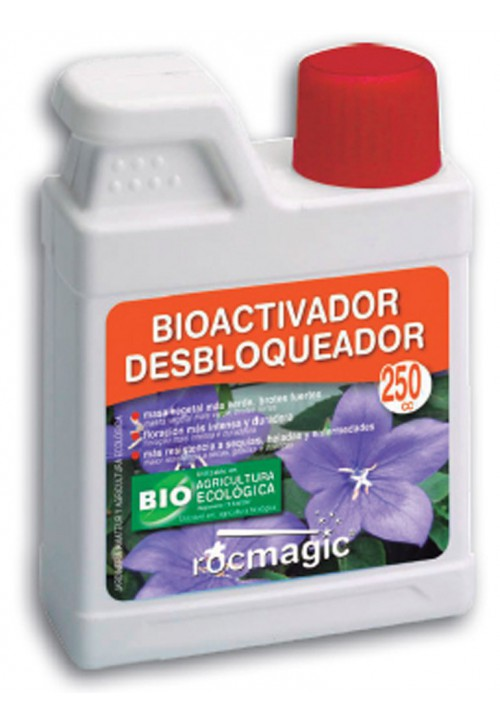 BIOACTIVADOR/DESBLOQUEADOR - BOTE 250cc
