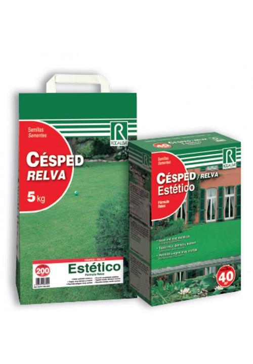 SEMILLA CESPED ESTETICO RELAX