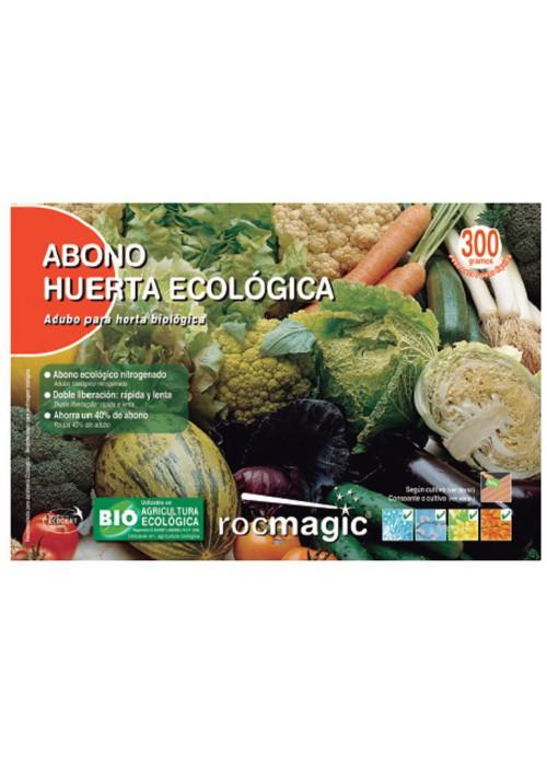 ABONO HUERTA ECOLOGICA - SOBRE 300 GRS.