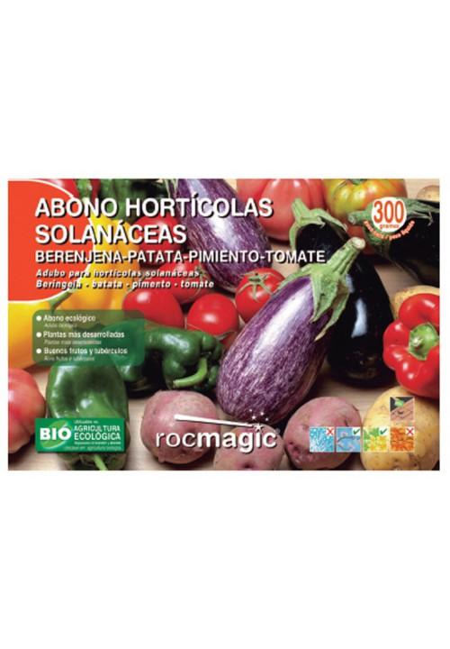 ABONO HORTICOLAS SOLANACEAS SOBRE 300 G.