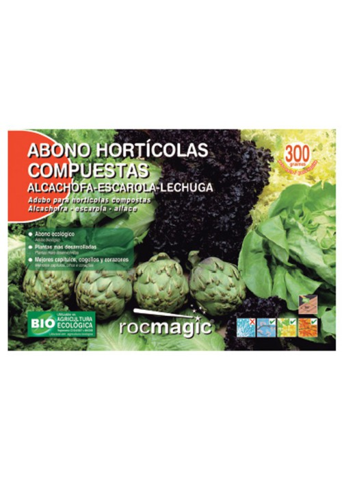 ABONO HORTICOLAS COMPUESTAS SOBRE 300 G.