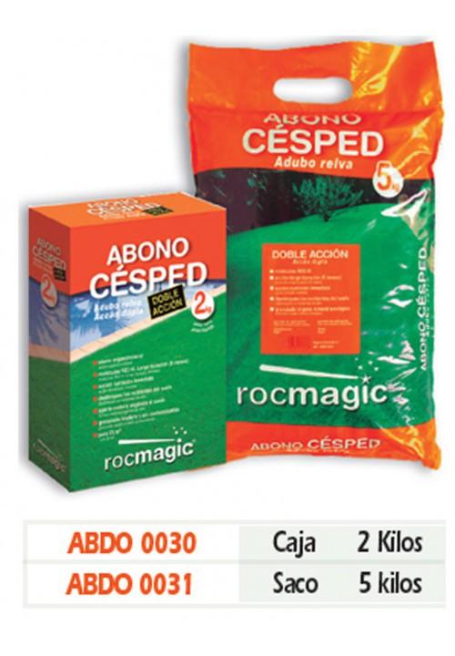 ABONO CESPED DOBLE ACCION - CAJA 2kg