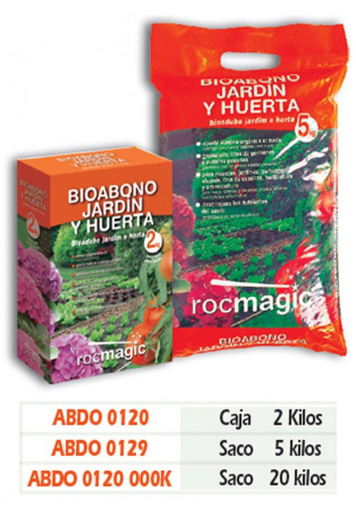 GARDEN AND VEGETABLE GARDEN FERTILIZER