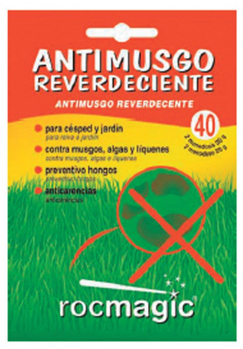 GREENING ANTI-MOSS -40gr envelope-