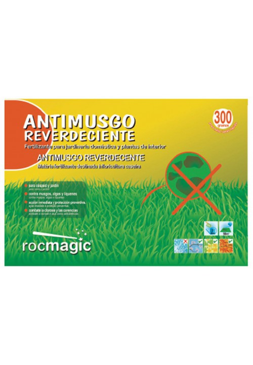 GREENING ANTI-MOSS -300 GR ENVELOPE-